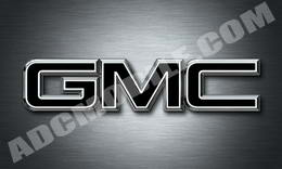 black_gmc_brushed_aluminum