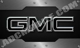 black_gmc_brushed_steel_screws