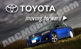 camry_moving_forward