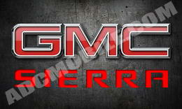 gmc_red_sierra_cutout_steel