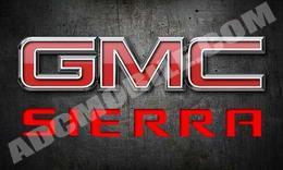 gmc_red_sierra_cutout_steel