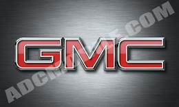 red_gmc_brushed_aluminum