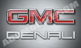 red_gmc_denali_brushed_aluminum