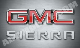 red_gmc_sierra_brushed_aluminum