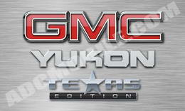 red_gmc_yukon_texas_brushed_aluminum