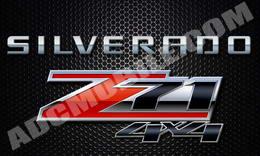 silverado_z71_black_4x4_black_mesh
