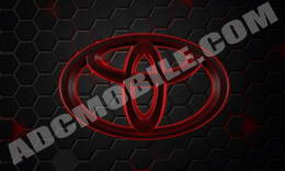 toyota_red_mesh_black_honeycomb