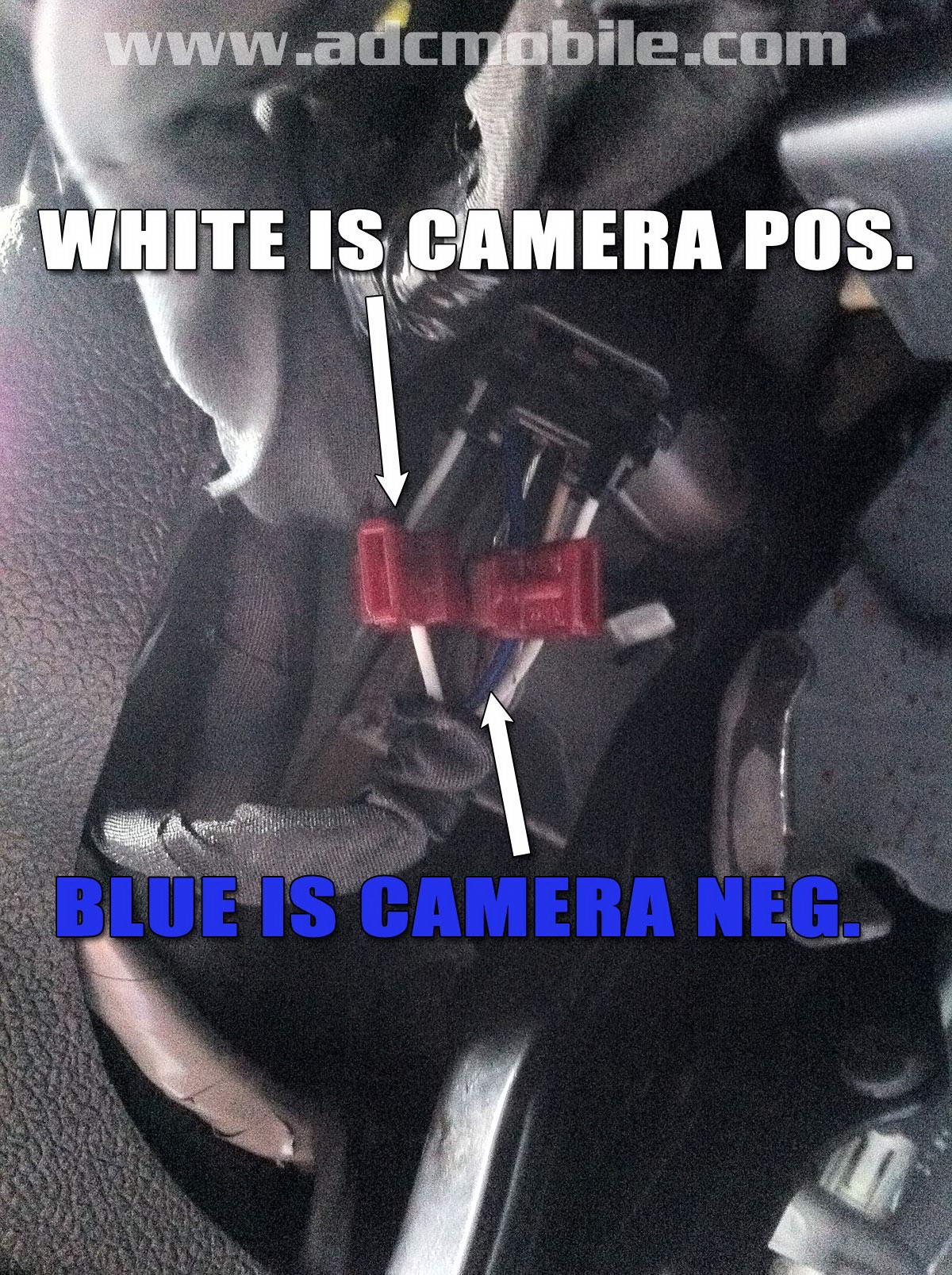 2011 Silverado Factory Camera Wiring