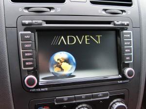 Advent VW OEM Navigation