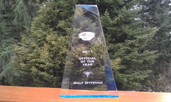 2011 H1 Unlimited Official of the Year Award