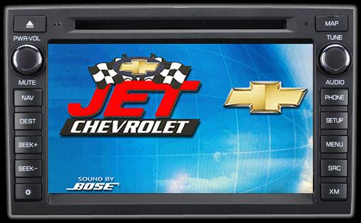 Jet Chevrolet - GM Navi