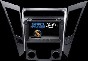 Korum Hyundai - Sonata Navi