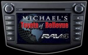 Michael's Toyota - RAV4