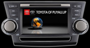 Toyota of Puyallup - Highlander