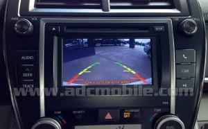 "2013 Toyota Camry ""Display Audio"" Radio"