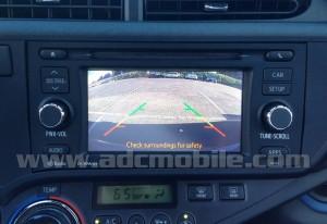 """Prius C """"Display Audio"""" radio"""