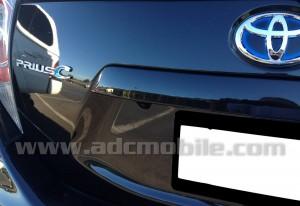 Prius C (detail)