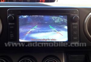 "Scion Xb ""Display Audio"" radio"