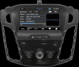 "Advent ""OE"" Navigation for 2012-13 Ford Focus"