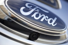 Ford F-Series tailgate camera