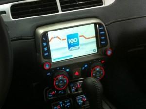 2013 Camaro w/Soft Touch Navigation