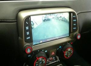 2013 Camaro w/Backup Camera