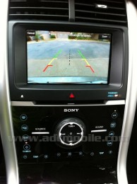 2012 Ford Edge - Backup Camera