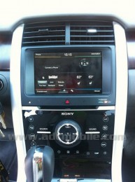 2012 Ford Edge - My Ford Touch System