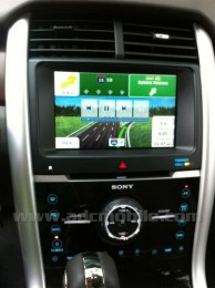 2012 Ford Edge - iGo Primo Navigation