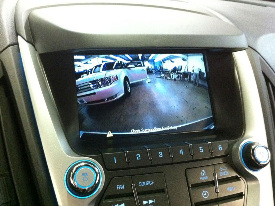 Backup Camera For Chevy Mylink Autos Post