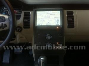 2012 Ford Flex - iGo Primo Navigation System