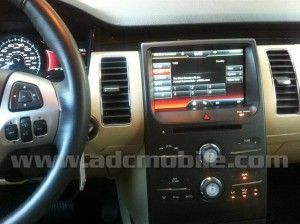 2012 Ford Flex - My Ford Touch System