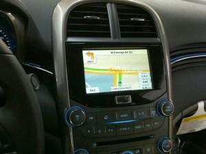 2013 Malibu w/Soft Touch Navigation
