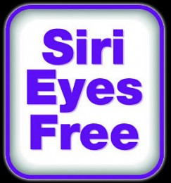 Siri Eyes Free