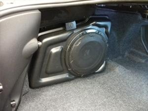 Chevrolet Camaro Subwoofer