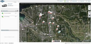 PC Tracking Satellite View
