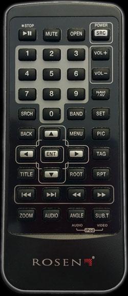 Rosen Remote Control