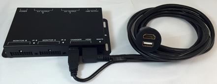 HDMI Interface Module & Remote Harness