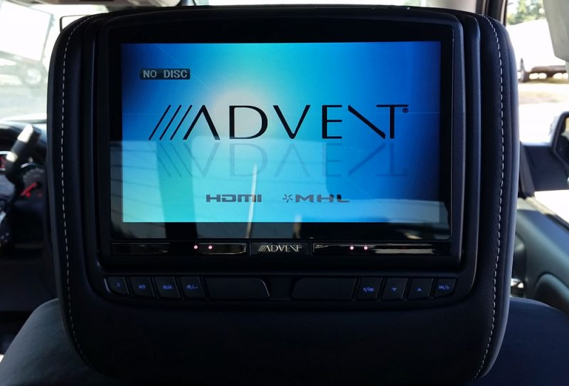Dodge Charger Manual >> Advent 8″ Dual DVD Headrest System – ADC Mobile