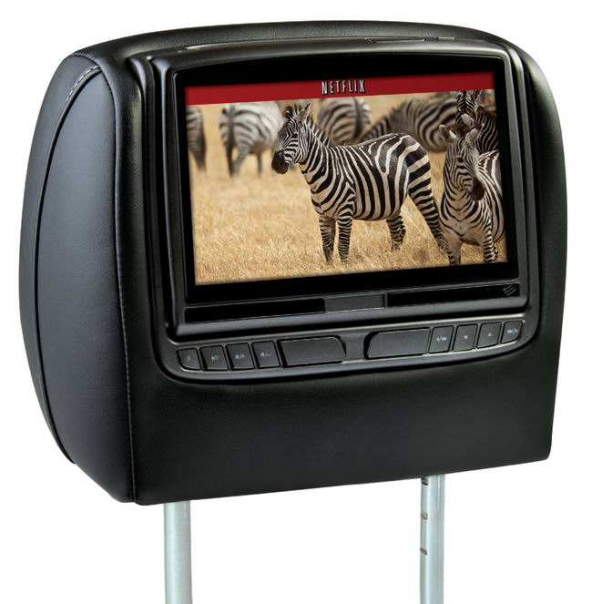 Advent 8 Dual Dvd Headrest System Adc Mobile