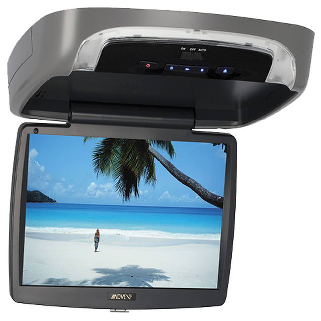 Advent 10 Overhead Dvd Monitor Adc Mobile