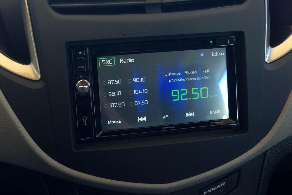 Advent Universal Navigation Radio