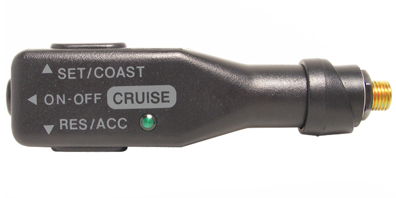 electronic cruise control switch