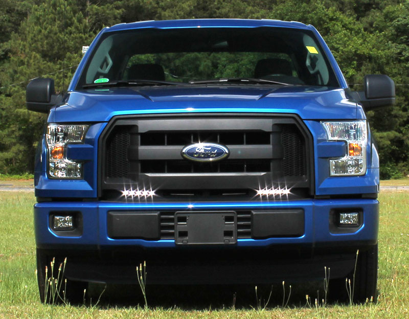 2015-16 Ford F-150 LED Daytime Running Light Kit – ADC Mobile