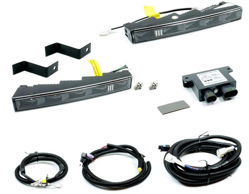 2015-16 Ford F-150 LED Daytime Running Light Kit on