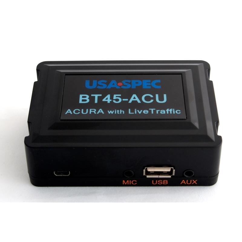 Acura (w/Nav) Bluetooth Handsfree & Audio Interface