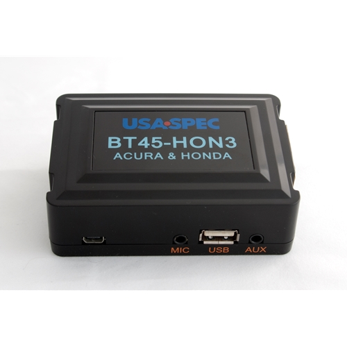 Honda / Acura Bluetooth Handsfree & Audio Interface