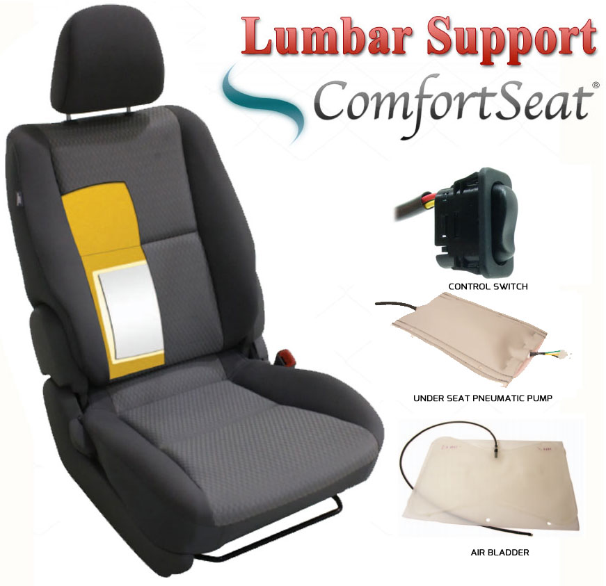 Pneumatic Lumbar Support Adc Mobile