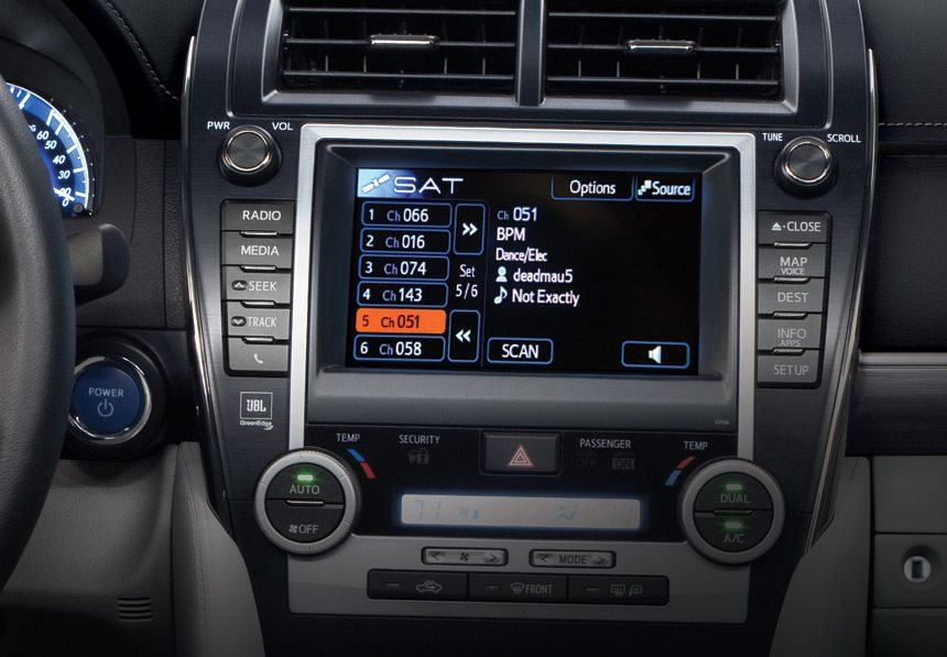 GM Sirius XM satellite radio kit with TEXT Vais SiriusXM tuner For many 2016