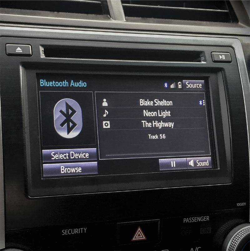 Satellite Radio for 2014+ Toyota & Scion – ADC Mobile